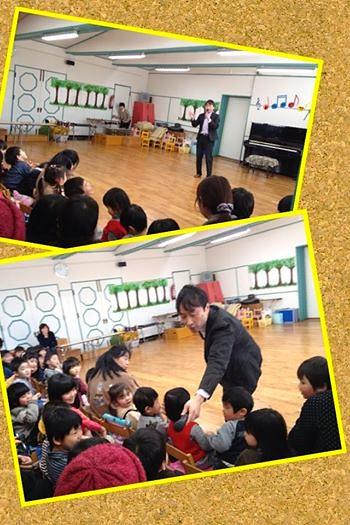 桜木幼稚園音楽会